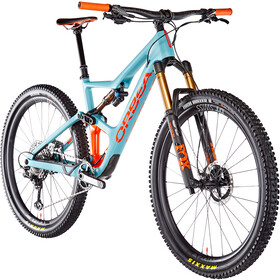 Orbea Occam M-LTD blue/orange